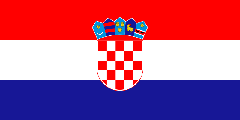 Bestand:Flag of Croatia.png