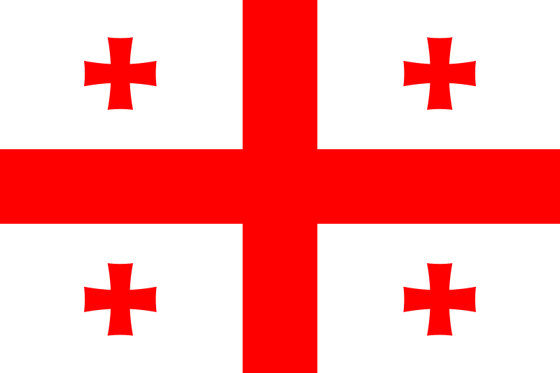 Bestand:Flag of Georgia.png