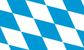 Flag of Bavaria (lozengy).png
