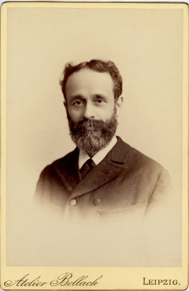 Caspar René Gregory in 1894