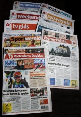 algemeen dagblad ad